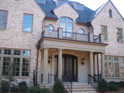 European manor design llc custom european manor homes for European home designs llc